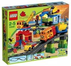 Lego Duplo 10508 Pociag zestaw Deluxe
