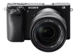 Sony Alpha 6300 Kit black + SEL 16-70