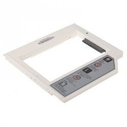 Silverstone SST-TS08 - drugi dysk w laptopie do 9.5mm