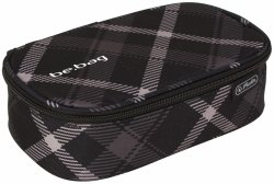 Herlitz Piornik kosmetyczka be.bag beatBox Black Checked