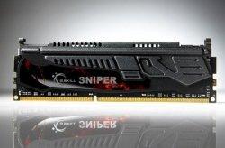 G.Skill DIMM 8 GB DDR3-1866 Kit F3-14900CL9D-8GBSR, Sniper-Serie