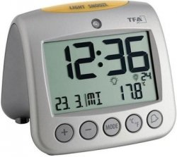 TFA 60.2514 Sonio Radiobudzik z termometrem