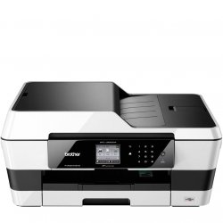 Brother MFC-J6520DW USB/LAN/WLAN, Skaner, Kopiarka, Fax