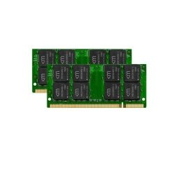 Mushkin SO-DIMM 4 GB DDR2-800 Kit 996577, Essentials-Serie