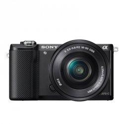 Sony Alpha 5000 Kit black + SEL-P 16-50