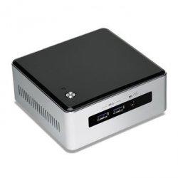 Intel NUC Kit NUC5i3MYHE, Barebone srebrny/czarny