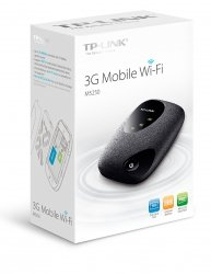 TP-LINK M5250 Mobilny router 3G/UMTS-WLAN, microSD