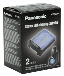 Panasonic WES 035 cleaning cartridges