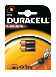 Duracell Security N (MN9100)                   2szt.