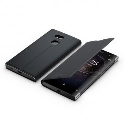Sony Style Cover Stand SCSH10 for Xperia XA2 black