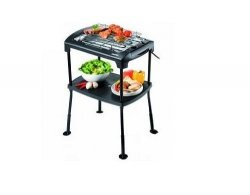 Unold barbecue-grill black rack czarny
