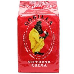 Joerges Espresso Gorilla Superbar Crema 1 Kg