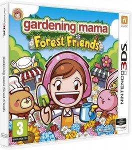 Nintendo 3DS Gardening Mama