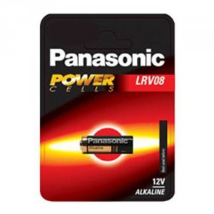 Panasonic Alkali PowerCells LRV08L/1BP