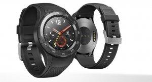 Huawei Watch 2 Classic Carbon Black