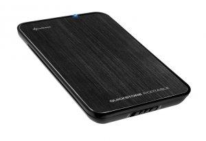 Sharkoon QuickStore portable USB3.0 czarny