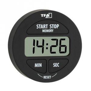 TFA 38.2022.01 elektroniczny timer minutnik ze stoperem
