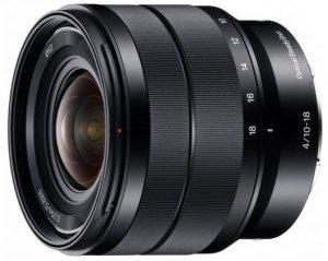 Sony SEL 4/10-18 mm E-Mount Sony obiektyw