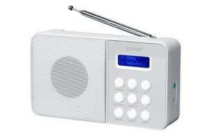 Denver DAB-33 DAB+ Radio biały