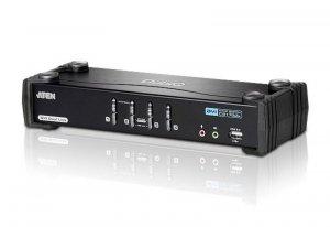 ATEN CS1784A 4Port USB DVI KVMP 2.1