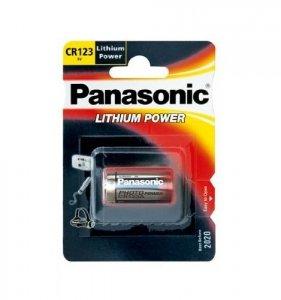 Panasonic Lithium Photo CR123AL/1BP