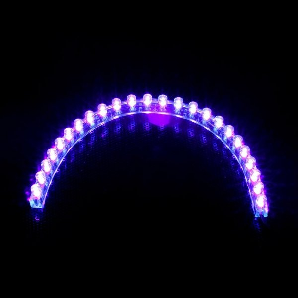 Lamptron Taśma LED FlexLight Standard - 24xLED - UV