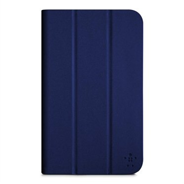 Belkin Samsung Trifold Cover 8 blue              F7P338btC02