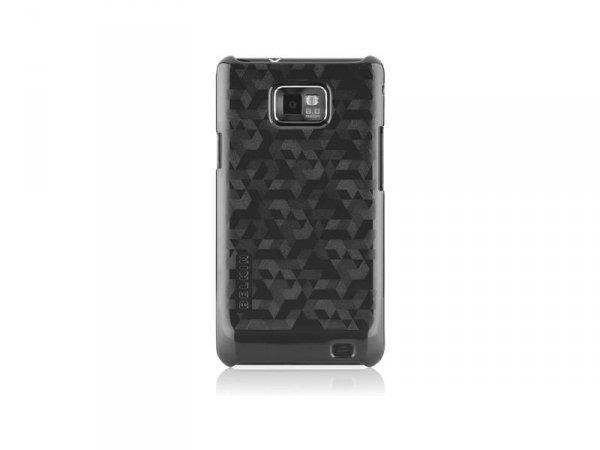 Etui Belkin Glitter do Samsung Galaxy S II czarny