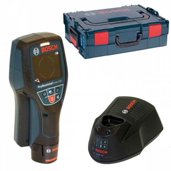 Bosch Detektor instalacji D-tect 120 blue