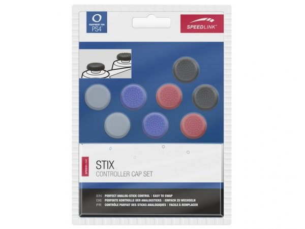 Speedlink STIX Kontroler Cap Set mc PS4