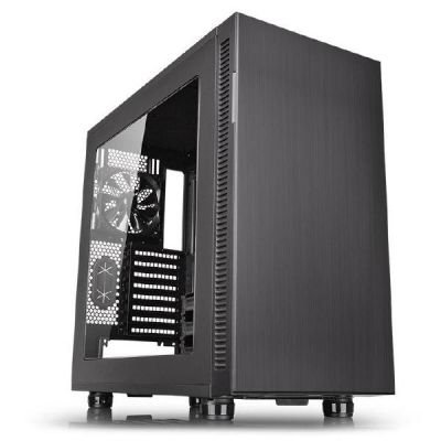 Thermaltake Suppressor F31 Window, Tower czarny, Window-Kit