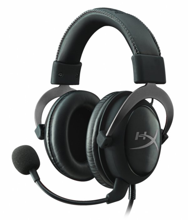 Kingston HyperX Cloud II Gun Metal - USB