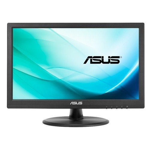 ASUS VT168N, czarny, DVI, VGA, Touchscreen