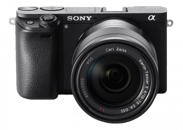 Sony Alpha 6300 Kit black + SEL 16-70