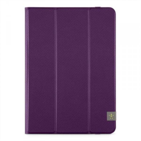 Belkin TriFold Case 10  Univers. + iPad Air,Air2 lila F7N319vtC01