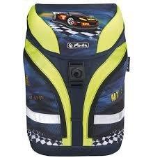 Herlitz Plecak szkolny motion plus Super Racer 4 w 1