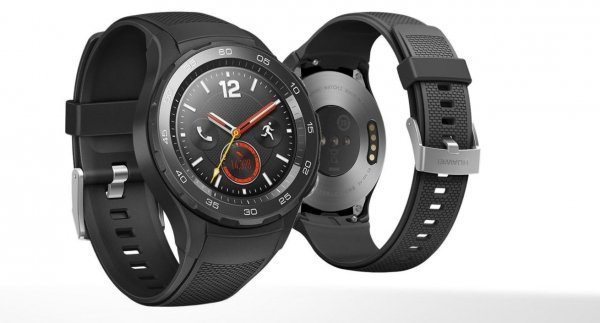 Huawei Watch 2 Classic Carbon Black
