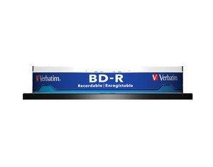 Verbatim BD-R 25 GB 6x, 10 szt.