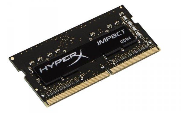 Kingston HyperX SO-DIMM 4GB DDR4-2400, HX424S14IB/4, Impact