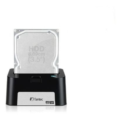 FANTEC MR-U3-6G DOCKING STATION 2,5  & 3,5  HDD, USB 3.0, 6Gb