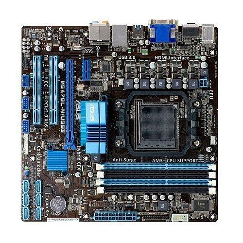 ASUS M5A78L-M LE/USB3 - AM3+
