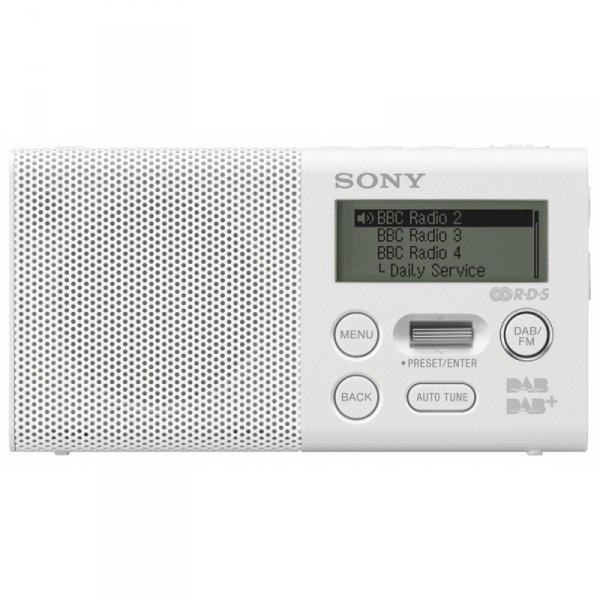 Sony XDR-P1DBPW biały