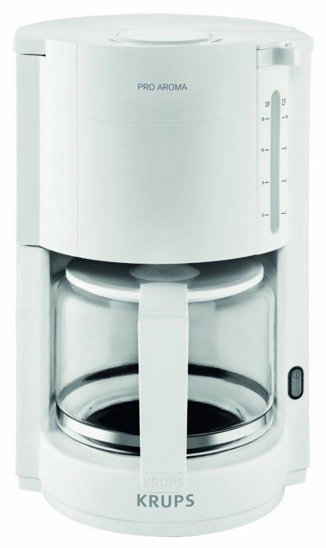 Krups Ekspres do kawy F 309 01 ProAroma biały
