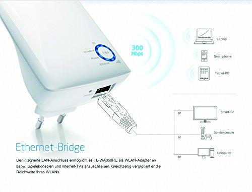 TP-LINK TL-WA850RE - wzmacniacz sygnału WiFi