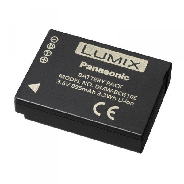 Panasonic DMW-BCG10E Li-Ionen Akku