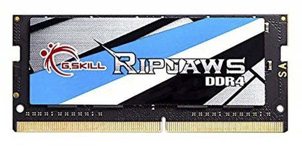 G.Skill SO-DIMM 16 GB DDR4-2800, F4-2800C18S-16GRS, Ripjaws