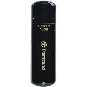 Transcend JetFlash 700 16 GB czarny