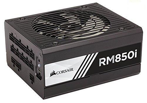 Corsair RM850i 850W, czarny, Kabel-Management