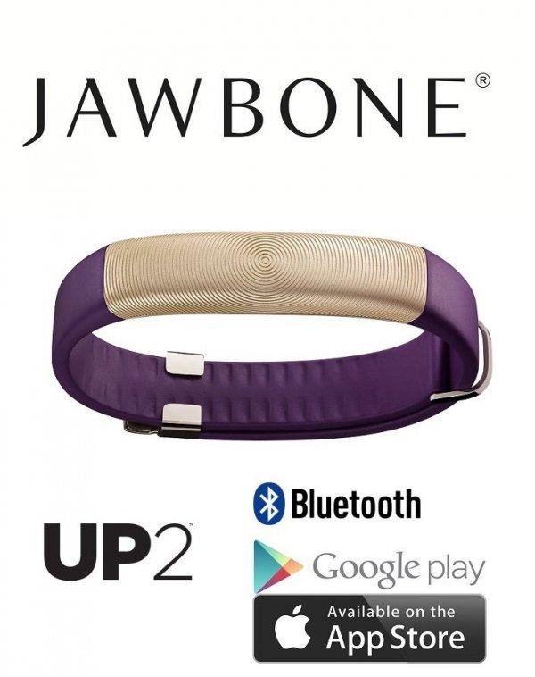 Jawbone UP2 Violet Circle