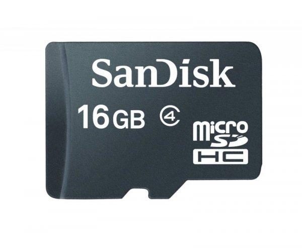 SanDisk MicroSDHC 16GB SDSDQM-016G-B35